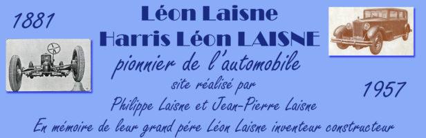 Léon Laisne – Histoire